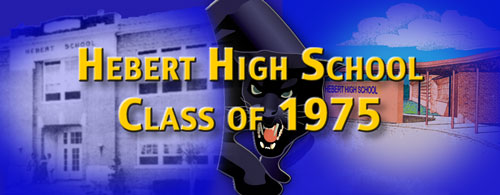 Hebert High Class of 75